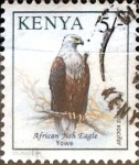 Sellos del Mundo : Africa : Kenya : Intercambio 0,25 usd 5 sh. 1994
