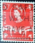 Stamps : Europe : United_Kingdom :  Intercambio 0,20 usd 30 cent. 1960