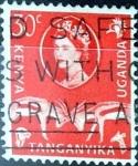 Sellos del Mundo : Europa : Reino_Unido : Intercambio 0,20 usd 30 cent. 1960