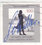 Stamps Germany -  100 años