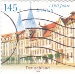 Stamps Germany -  1100 años Eichstätt