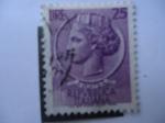 Sellos de Europa - Italia -  Moneda Antigua-Ciracusana.