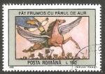 Sellos de Europa - Rumania -  4239 - Cuento popular rumano