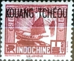 Stamps : Europe : France :  Intercambio 0,25 usd 0,2 cent. 1937