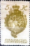Stamps : Europe : Liechtenstein :  Intercambio jxa 0,25 usd 5 h.1920