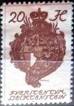 Stamps : Europe : Liechtenstein :  Intercambio jxa 0,25 usd 20 h.1920