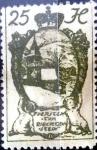 Stamps : Europe : Liechtenstein :  Intercambio jxa 0,25 usd 25 h.1920