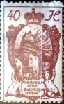 Stamps : Europe : Liechtenstein :  Intercambio jxa 0,25 usd 40 h.1920