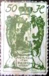 Stamps : Europe : Liechtenstein :  Intercambio jxa 0,25 usd 50 h.1920
