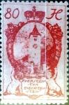 Stamps : Europe : Liechtenstein :  Intercambio jxa 0,25 usd 80 h.1920