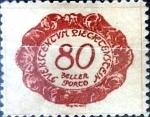 Sellos de Europa - Liechtenstein -  Intercambio cxrf 0,20 usd 80 h.1920
