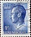 Sellos del Mundo : Europa : Luxemburgo : Intercambio 0,20 usd 1 franco 1965
