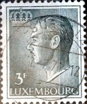 Stamps : Europe : Luxembourg :  Intercambio 0,20 usd 3 francos 1965