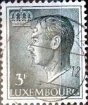 Sellos del Mundo : Europa : Luxemburgo : Intercambio 0,20 usd 3 francos 1965