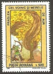 Stamps Romania -  4241 - Cuento popular rumano