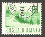 Sellos de Europa - Rumania -  2359 - Autovía