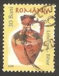 Stamps Romania -  5039 - Jarro de cerámica
