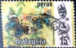 Stamps : Asia : Malaysia :  Intercambio 0,35 usd 15 cent. 1971