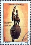 Sellos del Mundo : Africa : Mali : Intercambio aexa 0,50 usd 5 francos 2002