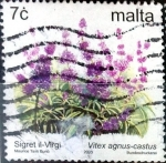 Stamps : Europe : Malta :  Intercambio 0,40 usd 7 cent. 2003