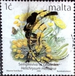 Stamps : Europe : Malta :  1 cent. 2000