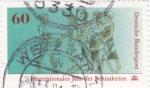 Stamps Germany -  ilustraciones