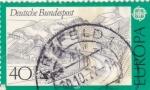 Sellos de Europa - Alemania -  EUROPA CEPT- ilustraciones