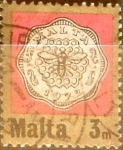 Sellos de Europa - Malta -  Intercambio cxrf2 0,20 usd 3 miles. 1972
