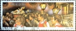 Stamps : Europe : Malta :  Intercambio 0,35 usd 5 cent. 1995