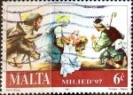 Sellos de Europa - Malta -  Intercambio cxrf2 0,35 usd 6 cent. 1997