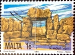 Stamps : Europe : Malta :  Intercambio 0,20 usd 1 cent. 1991