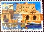 Stamps : Europe : Malta :  Intercambio 0,25 usd 4 cent. 1991