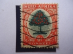 Stamps : Africa : South_Africa :  Suid Afrika - Posseel.