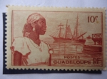 Stamps America - Guadeloupe -  Postes Guadeloupe- RF.