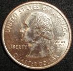monedas de America - Estados Unidos -  2005 (Anverso)