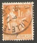 Stamps France -  286 - Paz
