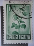 Stamps Argentina -  Girasol.