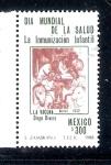 Sellos de America - México -  Día mundial de la Salud