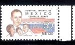 Sellos de America - México -  Hospital Infantil de México