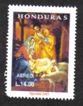 Sellos de America - Honduras -  Navidad 2003