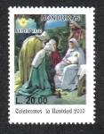 Sellos de America - Honduras -  Navidad 2010
