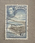 Stamps Asia - Sri Lanka -  Puerto de Colombo