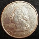 monedas de America - Estados Unidos -  1999 (Anverso)
