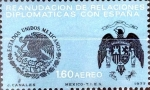 Stamps : America : Mexico :  Intercambio mrl 0,25 usd 1,60 pesos 1977