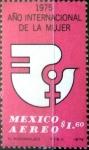 Sellos de America - México -  Intercambio crxf 0,25 usd 1,60 pesos 1975
