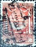 Sellos del Mundo : America : México : Intercambio 1,00 usd 2 cent. 1926