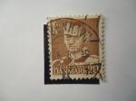 Sellos de Europa - Dinamarca -  Rey Federico IX de Dinamarca.