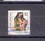 Sellos de America - Colombia -  Niños sanos para una Colombia Mejor