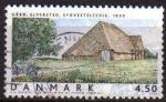 Sellos de Europa - Dinamarca -  DINAMARCA 2005 Scott 1318 Sello Casas Danesas Michel 1391