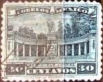 Stamps Mexico -  Intercambio 0,20 usd 30 cent. 1923